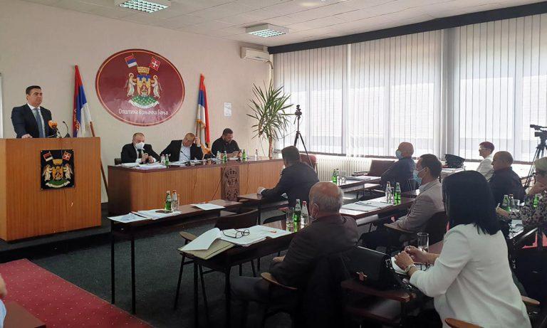 Одржана шеста седница Скупштине општине