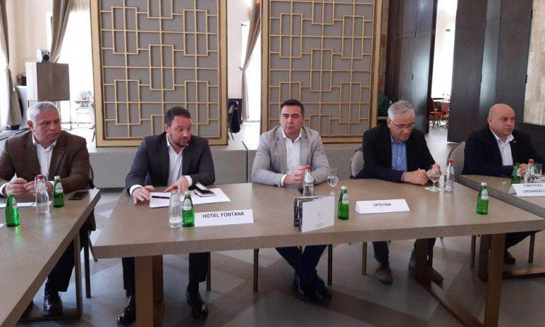 Састанак хотелијера Врњачке Бање
