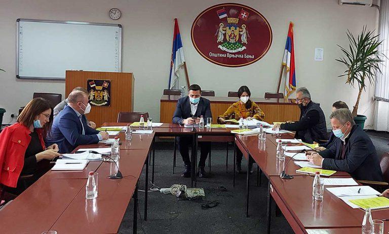 Одржана ванредна седница Општинског већа