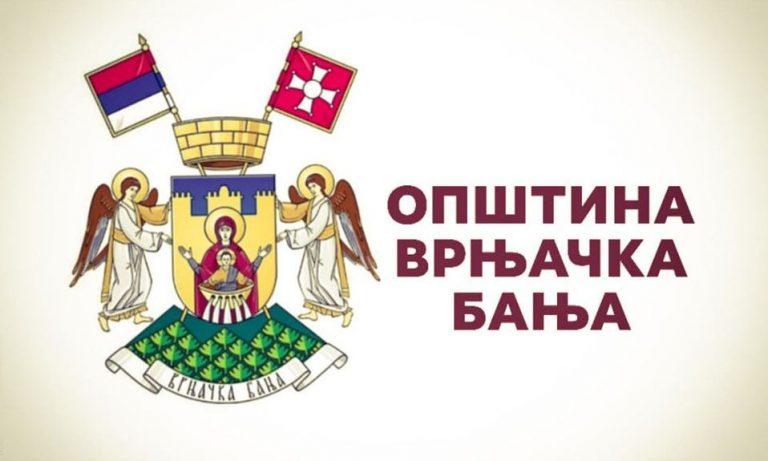 Саопштење председника Скупштине општине Врњачка Бања