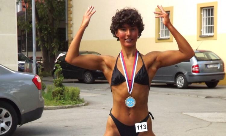 Два такмичења, пет медаља
