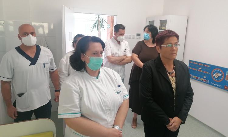 Обновљен инвентар одељења педијатрије Дома здравља
