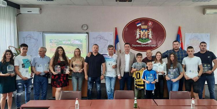 Награђени најбољи спортисти Врњачке Бање