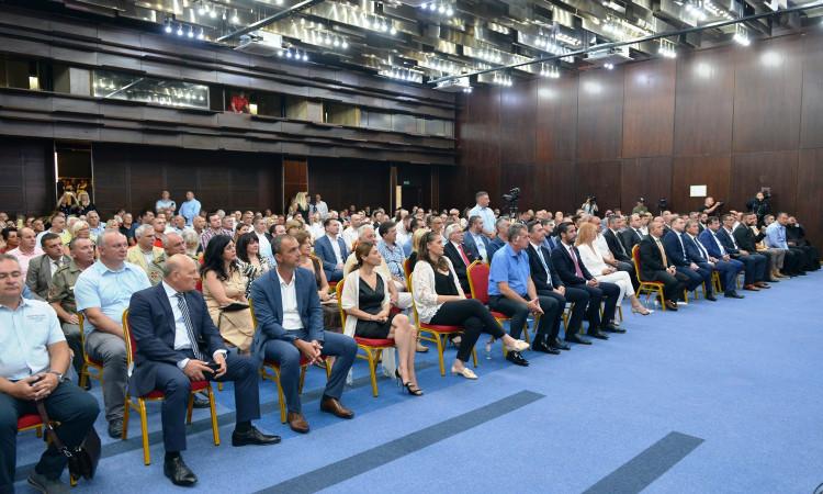 Свечана седница СО Врњачка Бања