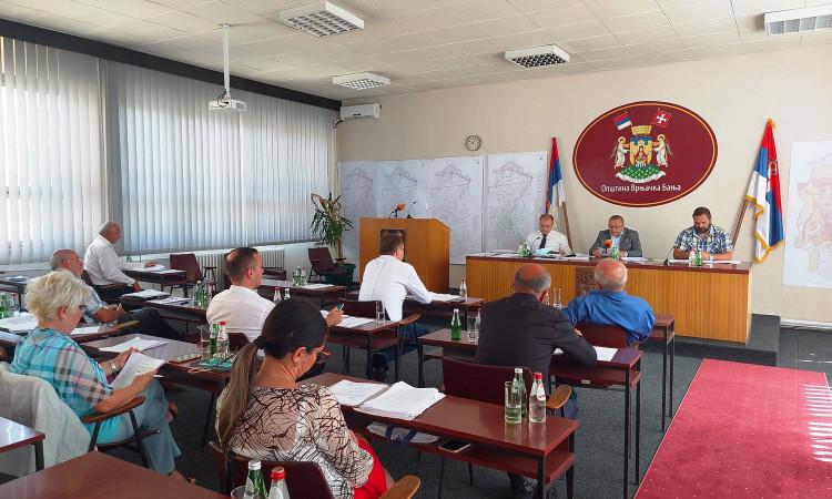Седма седница Скупштине општине