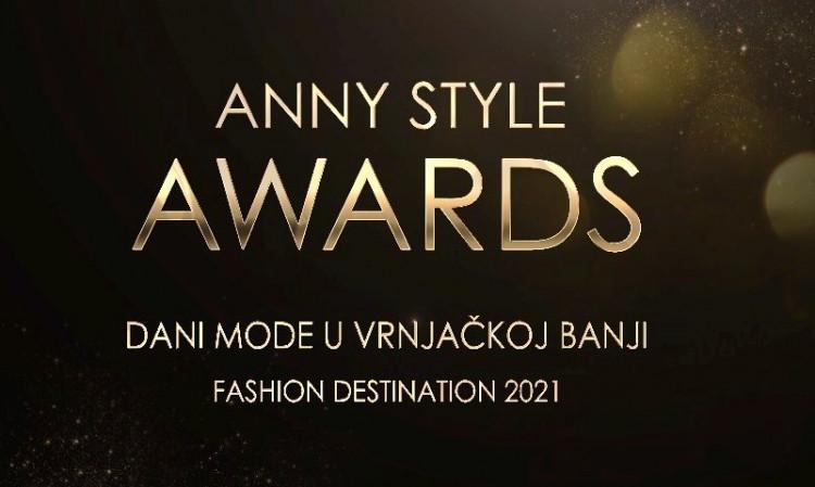 X јубиларна додела награда ANNY STYLE AWARDS