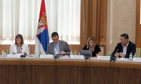 Председник Ђуровић на састанку с министарком Гојковић